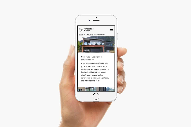 Mobile responsive web design Singapore